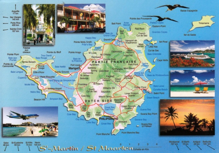 Saint Martin - French West Indies