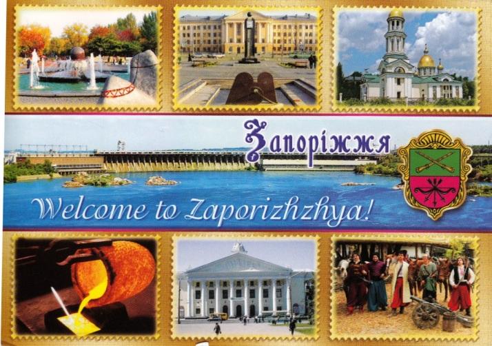 ZAPORIZHZHYA, Ukraine