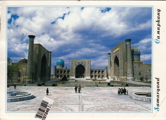 SAMARQAND, Uzbekistan