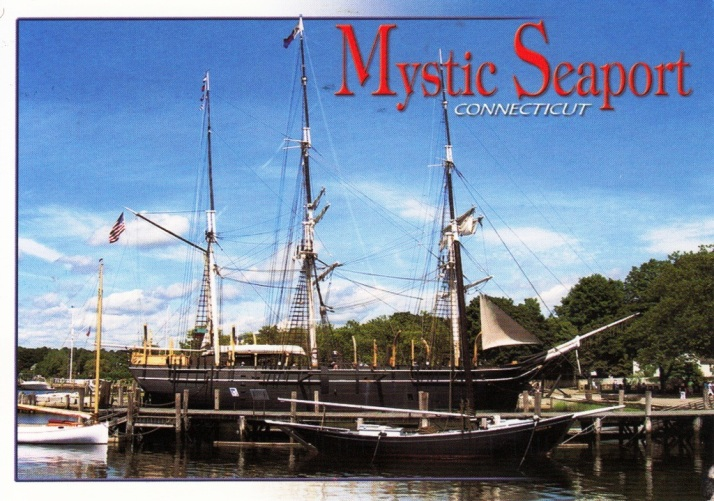 MYSTIC, Connecticut, USA
